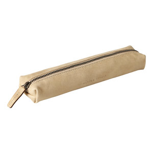 Clairefontaine Flying Spirit Mini pencil case - Beige
