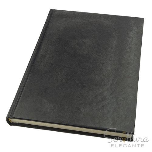 Legatoria Toscana Echo leren notitieboek A4 Blanco