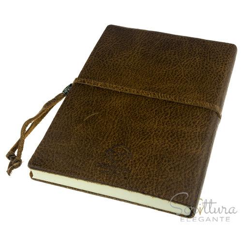 Manufactus Go Explore! Lederen notitieboek