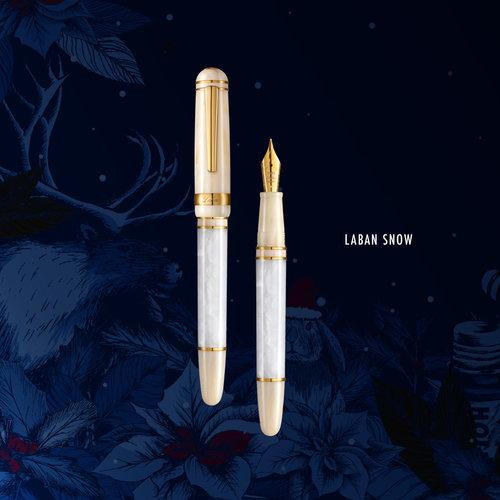 Laban Laban Snow vulpen