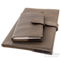 Milano leather book