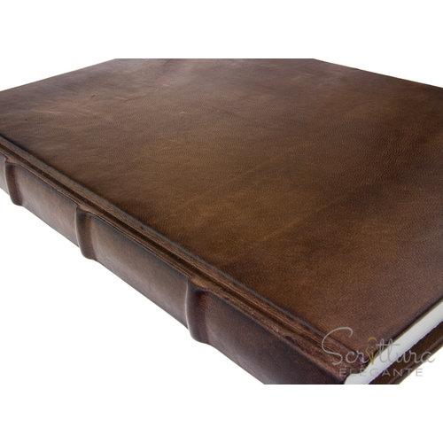 Legatoria Koiné Monterosso leren notitieboek