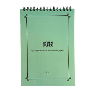 Ayush Paper Ayush paper A4 notebook - Dotted