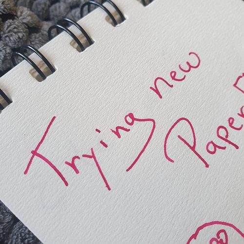 Ayush Paper Ayush paper A5 notebook - Gelinieerd