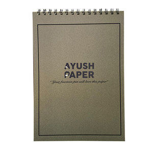 Ayush Paper Ayush paper A5 notebook - Lined