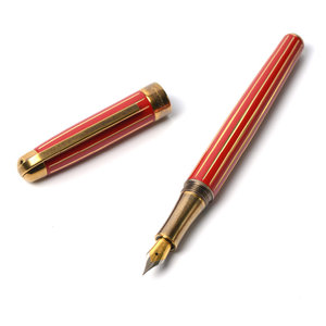 Laban Laban vulpen Antique II - Red