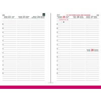 X17 Weekkalender Classic Plus A6