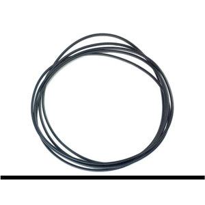 X17 ElastiXs- reserve elastics Black A6