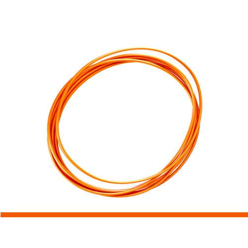 X17 ElastiXs- reserve elastics Orange A6