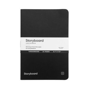 Endless Notebooks Storyboard - Groot - Dot - Endless
