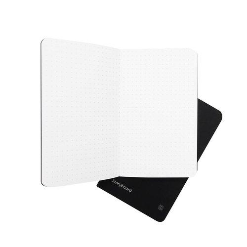 Endless Notebooks Storyboard notitieboek Standard Edition - Pocket - Dot