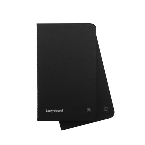 Endless Notebooks Storyboard notebook Standard Edition - Pocket - Ruled