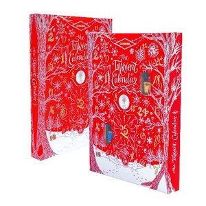 Diamine Inkvent red edition