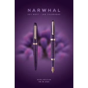 Narwhal Pens Narwhal Key Largo - Las Coloradas