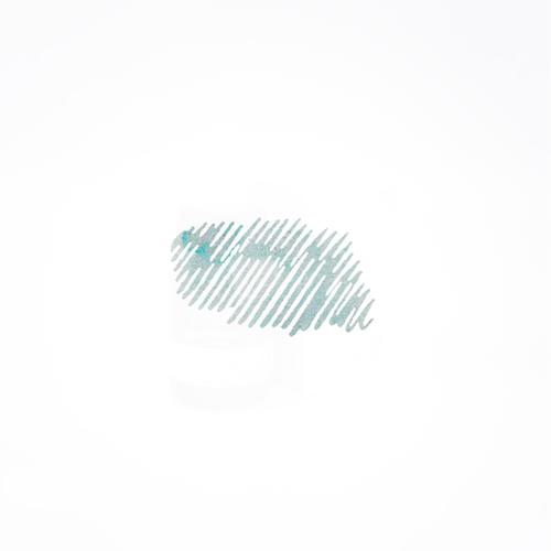 Vinta ink Vinta Sirena - Mermaid Green - sample