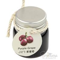 Gazing Far Vulpen inkt - Purple Grape - sample