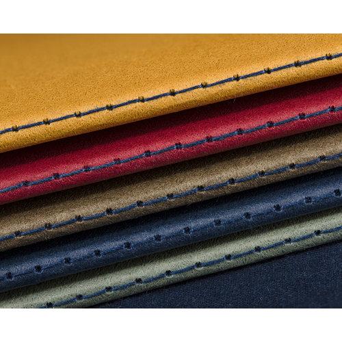 Lennon Toolbar ink Lennon Toolbar Mini Notebook - Geel