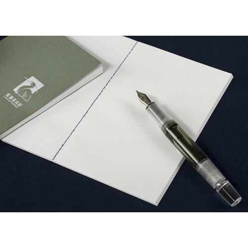 Lennon Toolbar ink Lennon Toolbar Mini Notebook - Groen