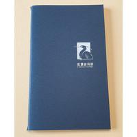 Lennon Toolbar Mini Notebook - Blue