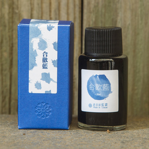 Lennon Toolbar ink Lennon Toolbar ink - Hehuan Blue - Sample