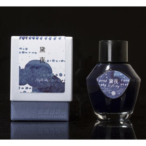 Lennon Toolbar ink Lennon Toolbar ink - Night sky - sample