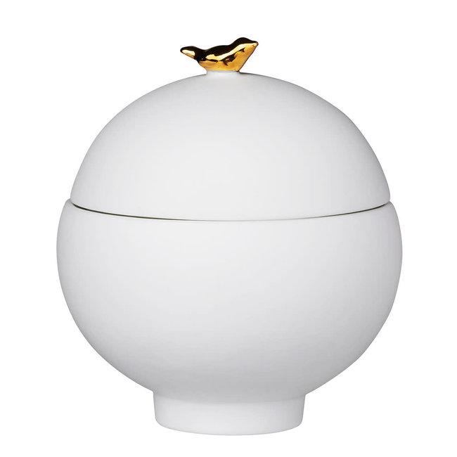 Porcelain bird