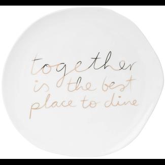 Räder Together plate