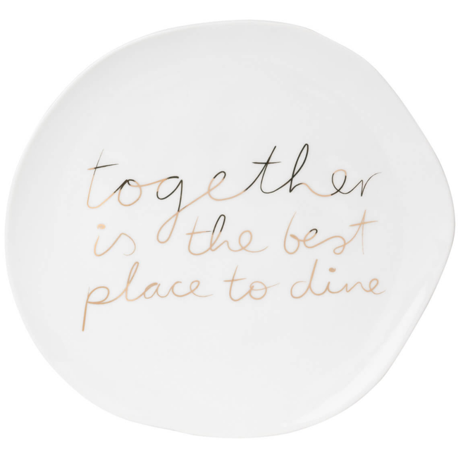Together plate