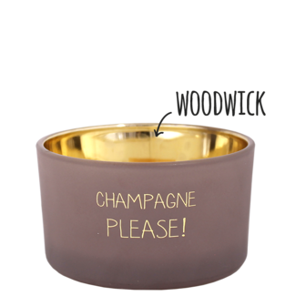 My Flame My Flame | Champagne please!