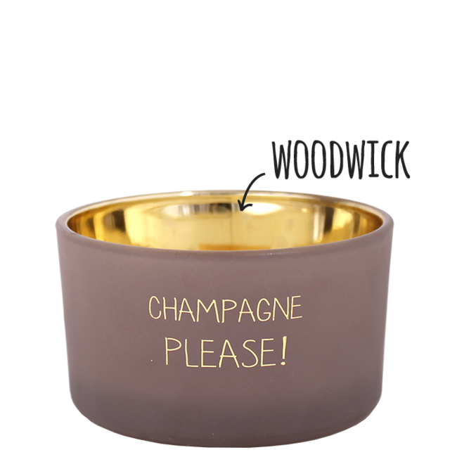 My Flame | Champagne please!