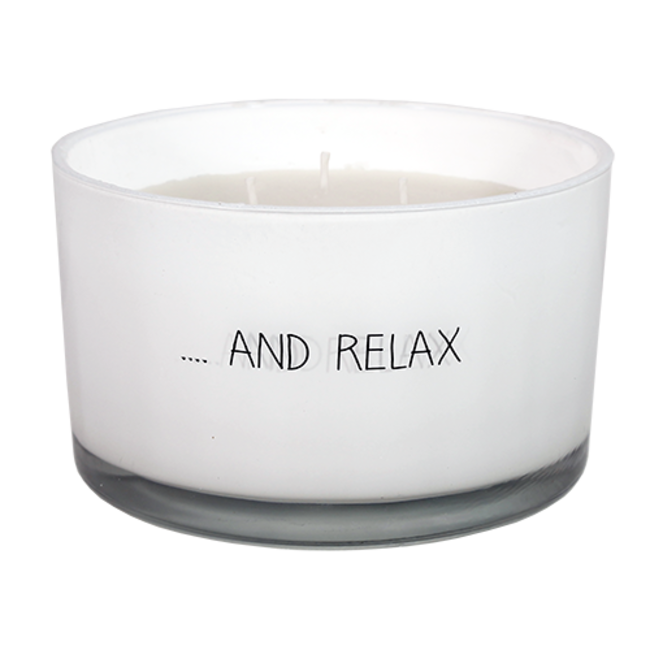 My Flame | ...and relax
