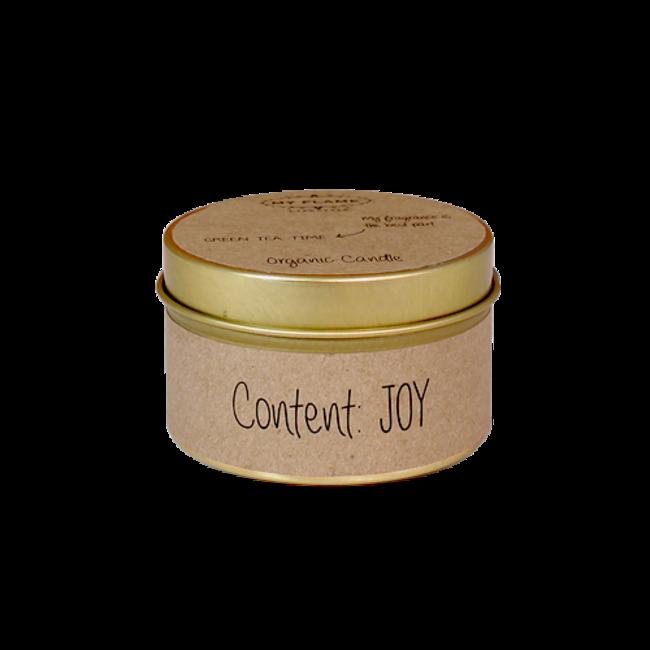 My flame | Content joy