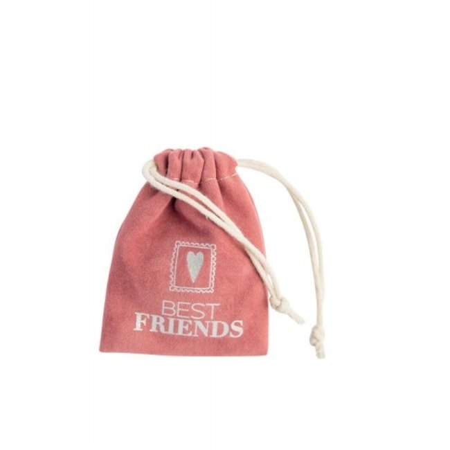 Small pocket Best Friends