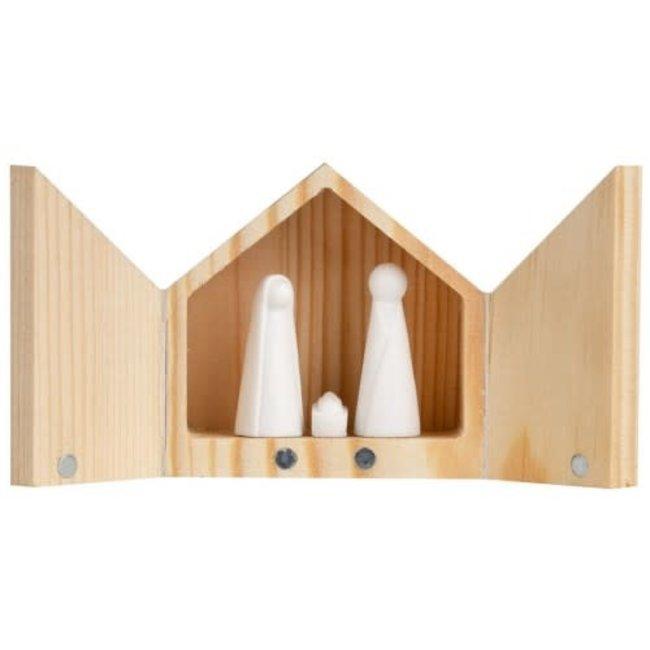 Nativity set mini