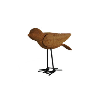 JoJo living Houten vogel Indonesie deco