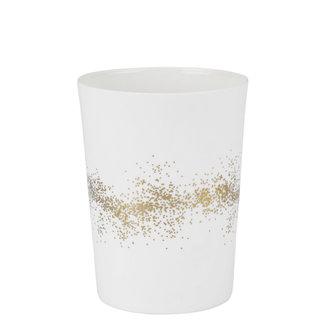 Räder Porcelain light Gold