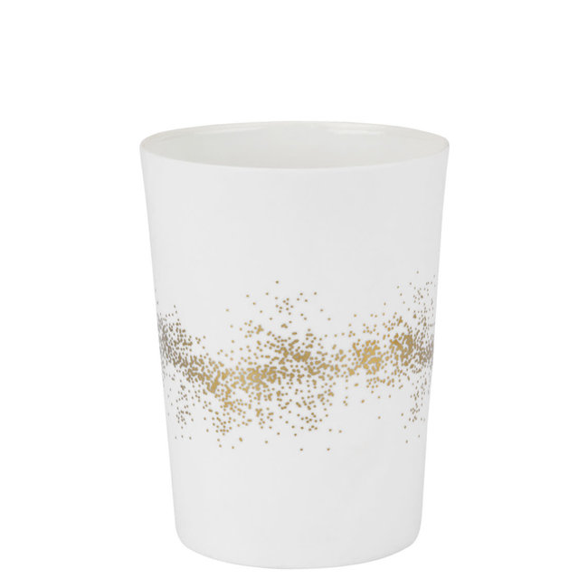 Räder Porcelain light Gold L