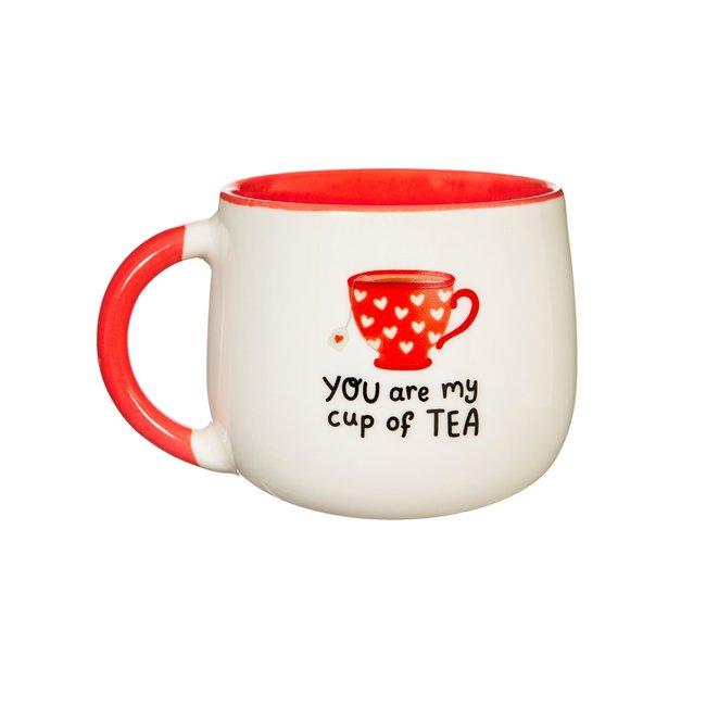 You Are My Cup of Tea Mug