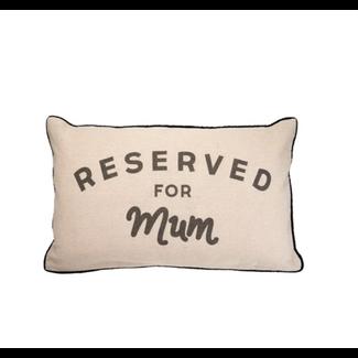 Sass & Belle Kussen reserved for mum