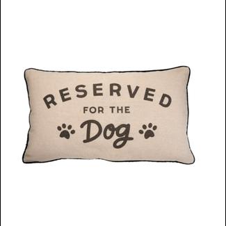 Sass & Belle Kussen reserved for dog