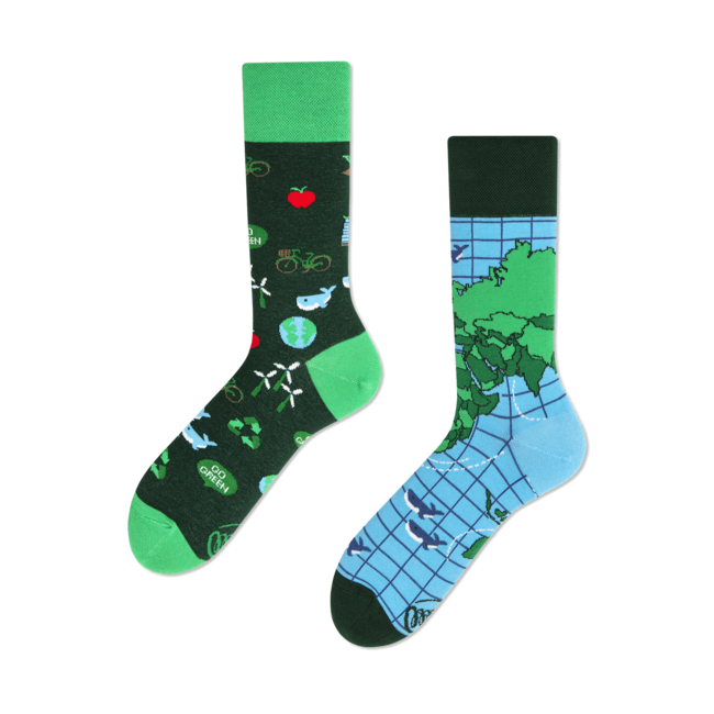 Sokken Save the Planet