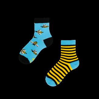 Many Mornings Sokken Kids Bee Bee