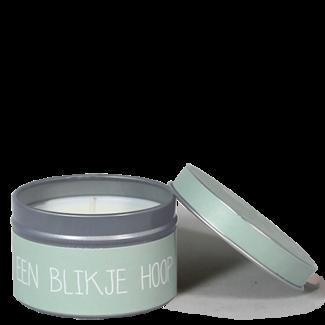 My Flame My flame | blikje hoop