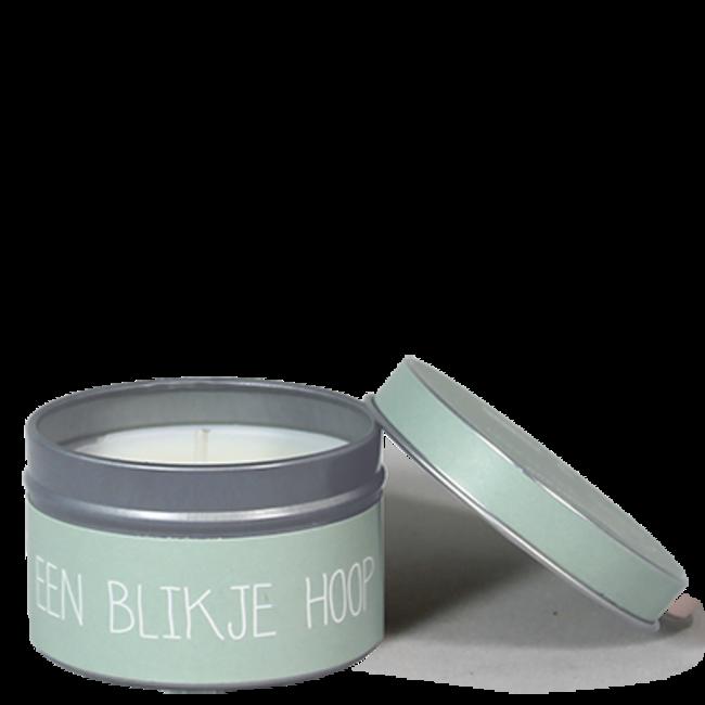 My flame | blikje hoop