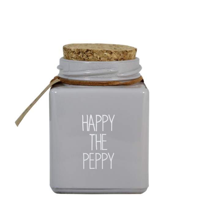 My flame | Happy the peppy