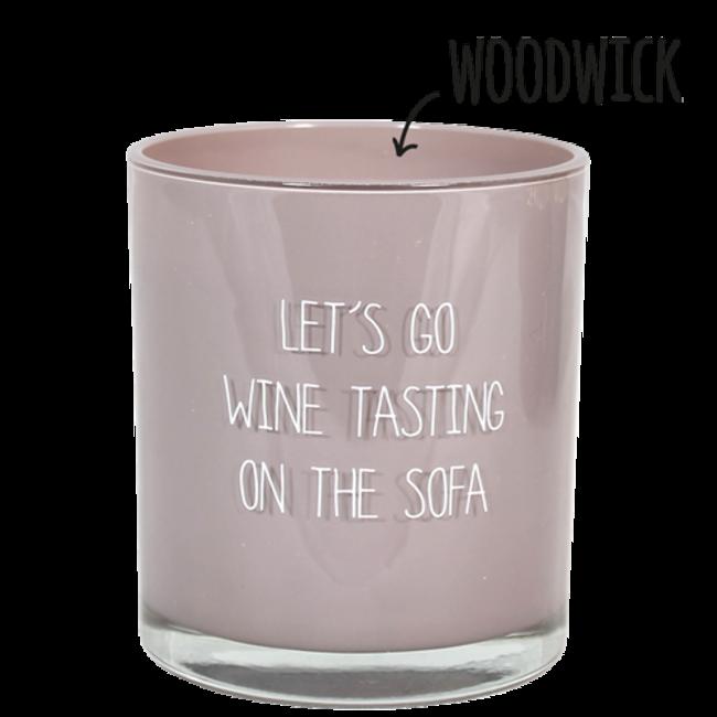 My flame | Let's go wine tasting