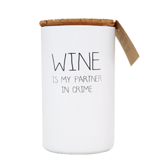My Flame My flame | Wine, partner in crime