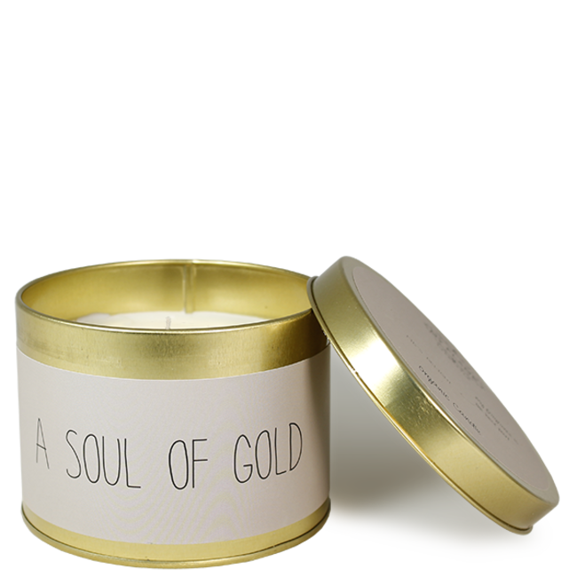 My flame | a soul of gold