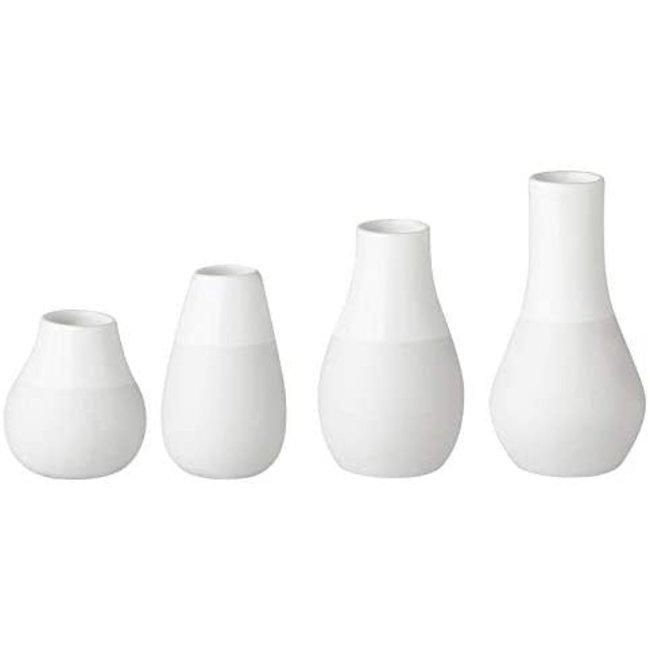 Räder Mini vases wit