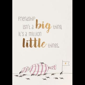 Räder Friendship kaart